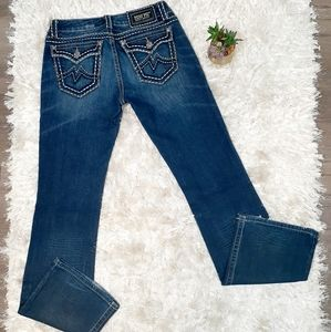 Miss Me Irene Bootcut Jeans 29 Tall